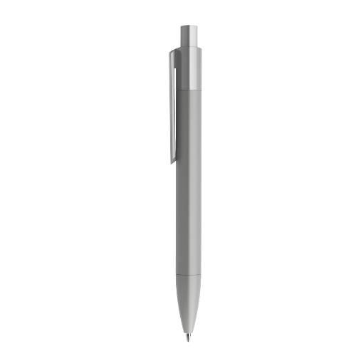 Prodir kuglepen med logo tryk model DS4 grå