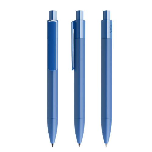 Prodir kuglepen med tryk model DS4 blå